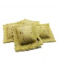 Ravioli al pistacchio pastorizzati