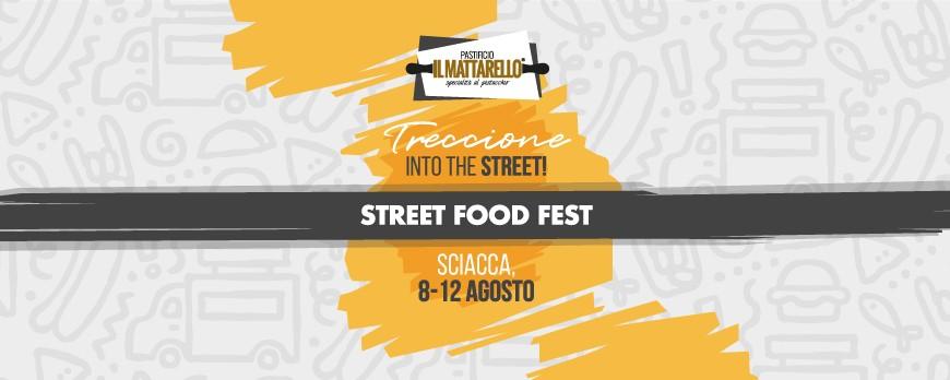 Pastificio IL MATTARELLO allo Street Food Fest di Sciacca