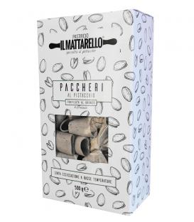Paccheri al pistacchio