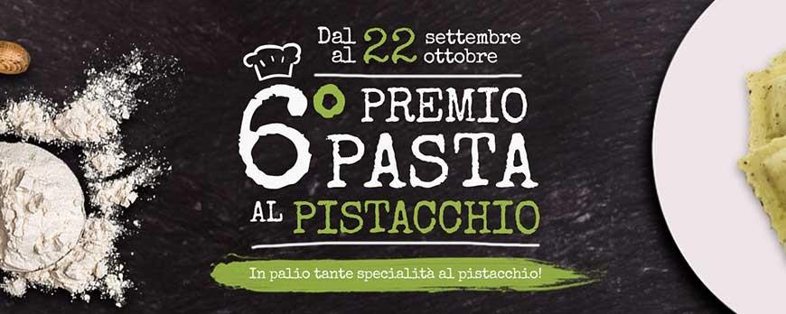 """6a Edizione del """"Premio pasta al Pistacchio"""""""